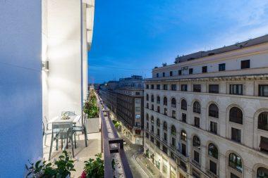 Home Rome Concept Terrace Hotel